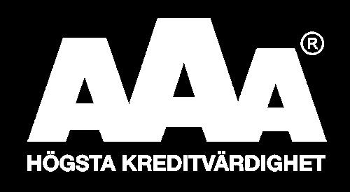 Logo AAA Kreditvärdighet