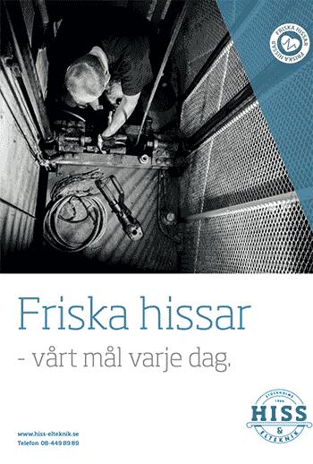 Referensfolder - Friska Hissar